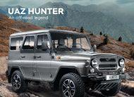 UAZ HUNTER Jungle Edition